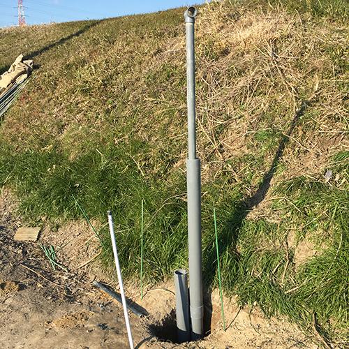 DIYで打ち抜き井戸を掘る!① ~失敗の連続~⑦