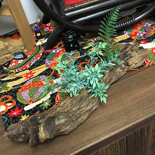 流木の飾り ~インテリア~④