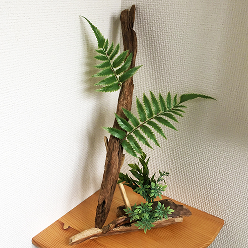 流木の飾り ~インテリア~⑦