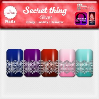 Secret thing SilverAD