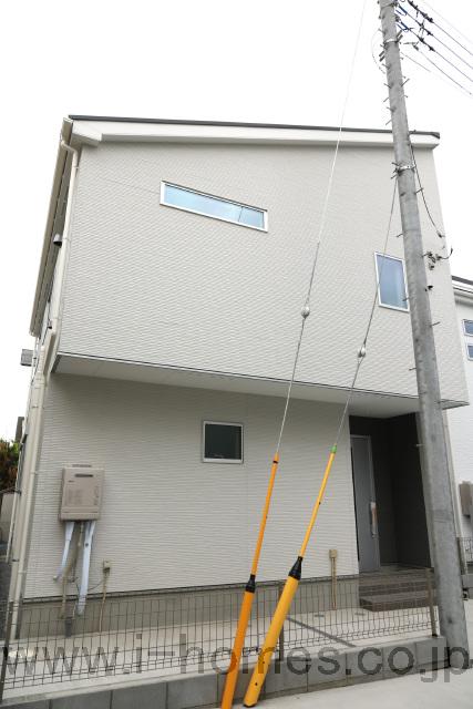 志木市中宗岡4丁目の新築一戸建て2
