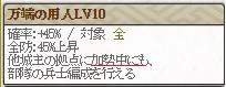 限定極 本多Lv10