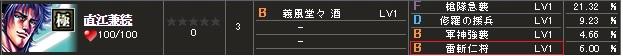 コラボ極 直江 酒初期s2