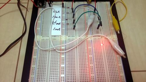 電流容量テスト-2