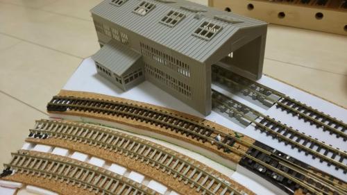機関区線路敷設 (9)-3