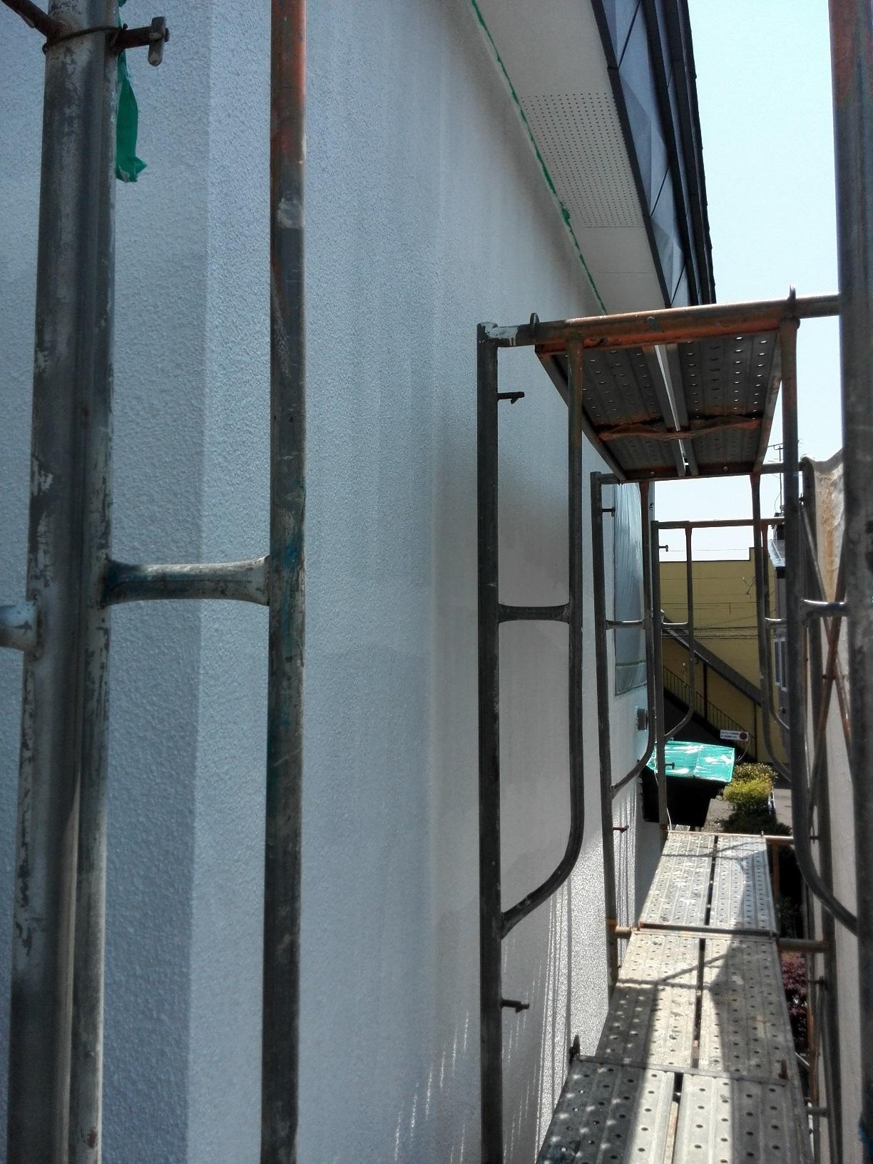 外壁下塗り サーフ5