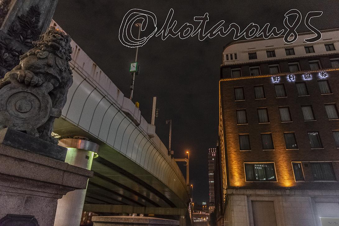 深夜の日本橋3 20181017