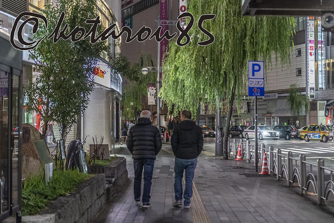 外国人観光客 20181023
