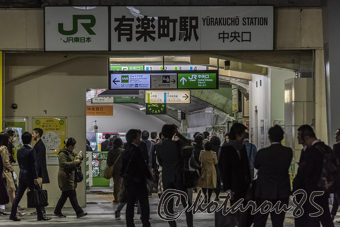 有楽町・銀座ぶらり3 20181122