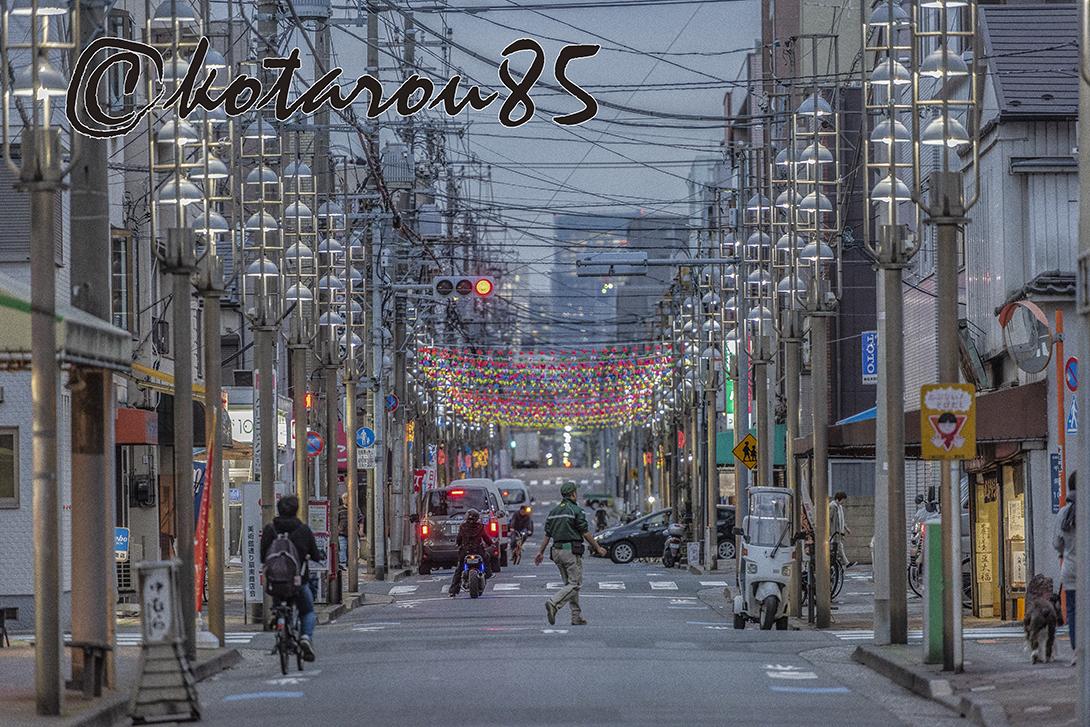 下町の商店街2 20181130