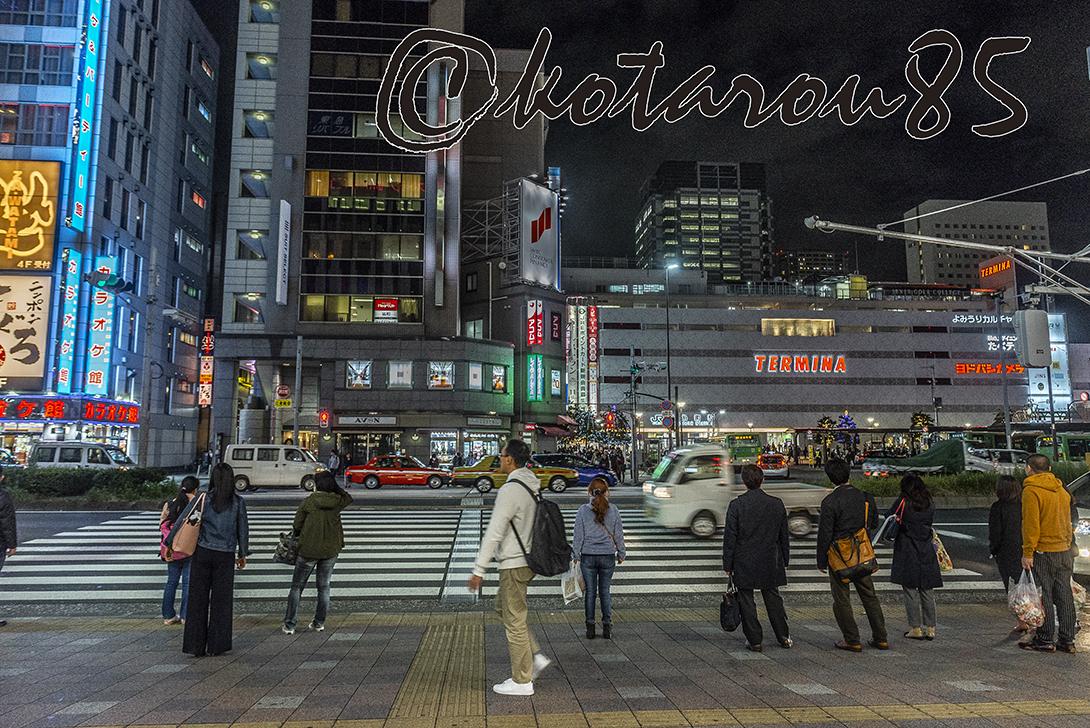 錦糸町日記4 20181206