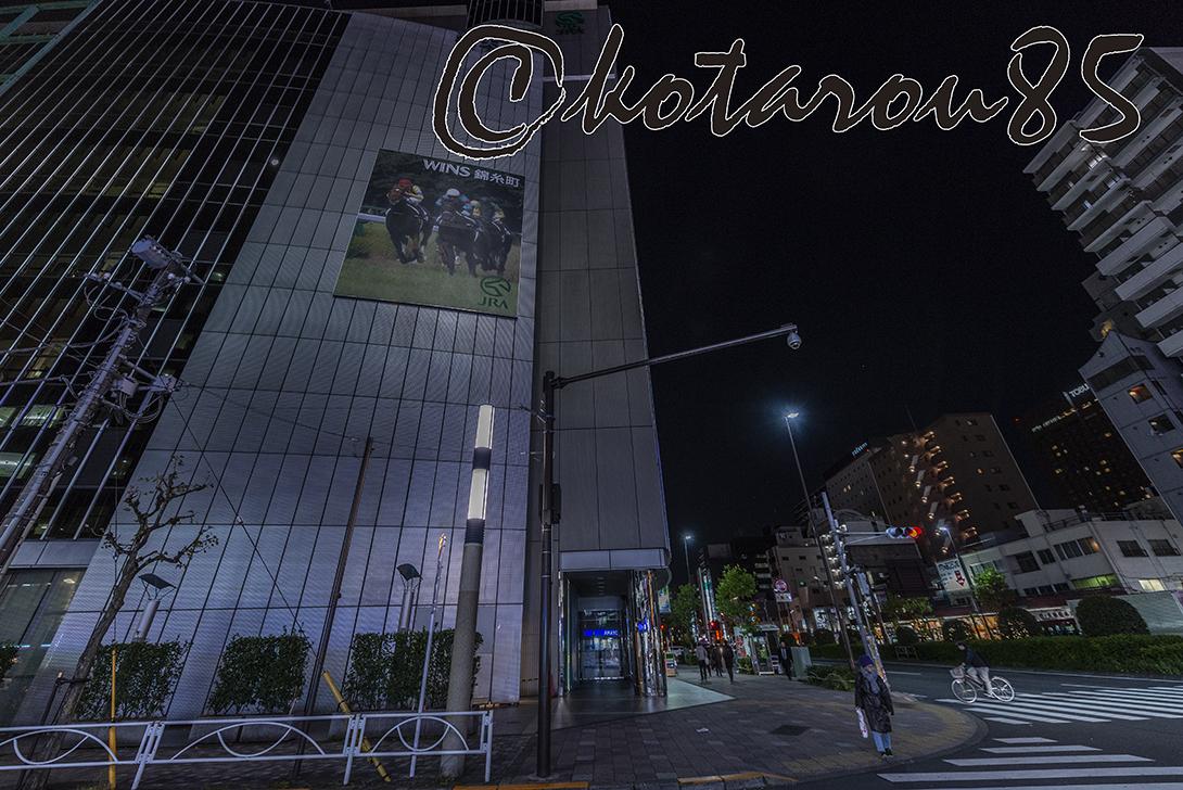 師走の錦糸町3 20181220
