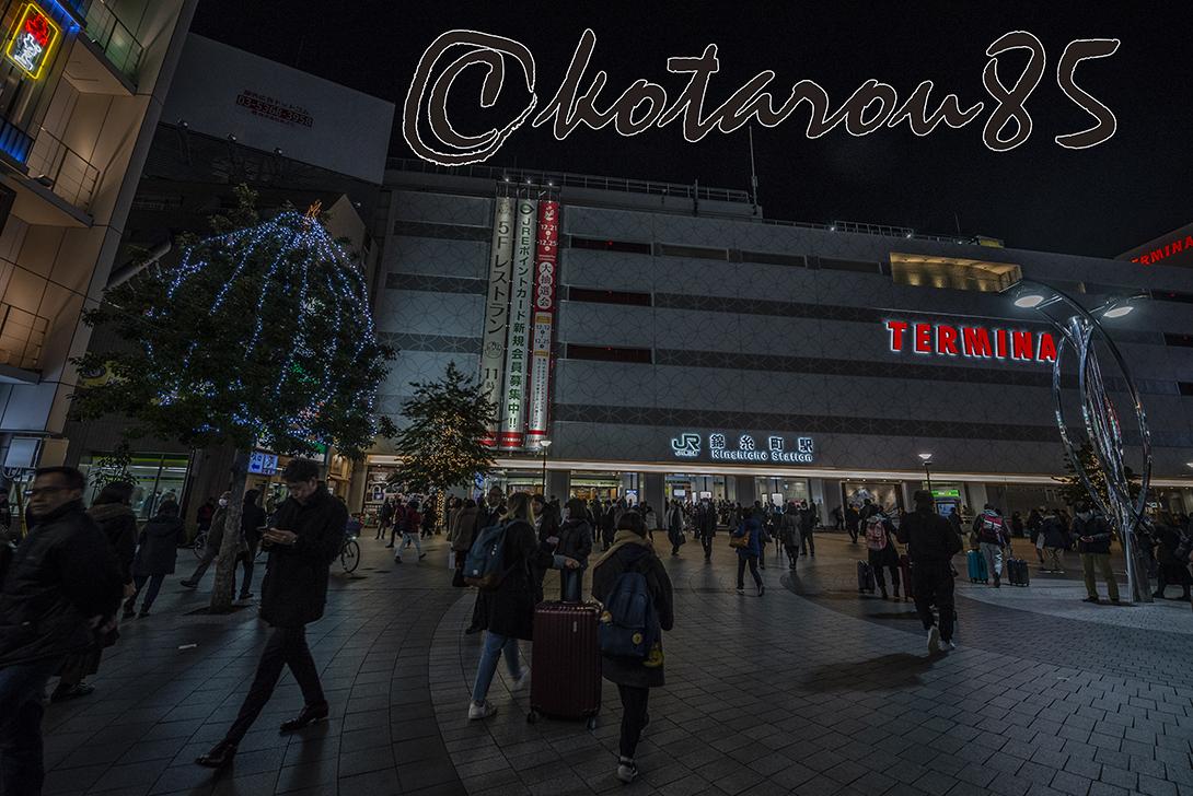 師走の錦糸町4 20181220