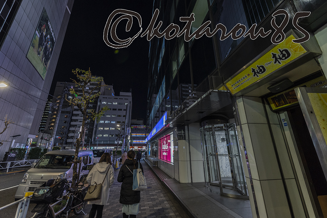 師走の錦糸町6 20181220