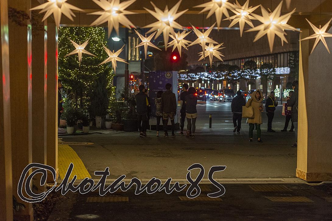 恒例のクリスマスマーケット2 20181226