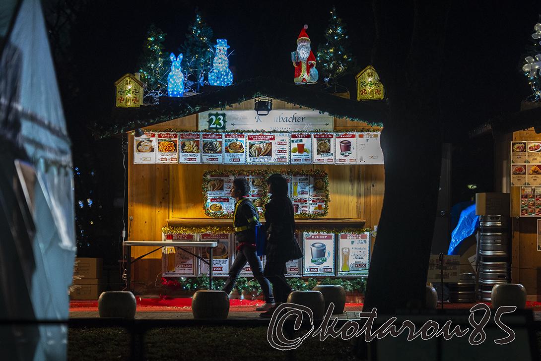 恒例のクリスマスマーケット3 20181226