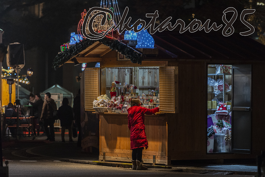 恒例のクリスマスマーケット4 20181226