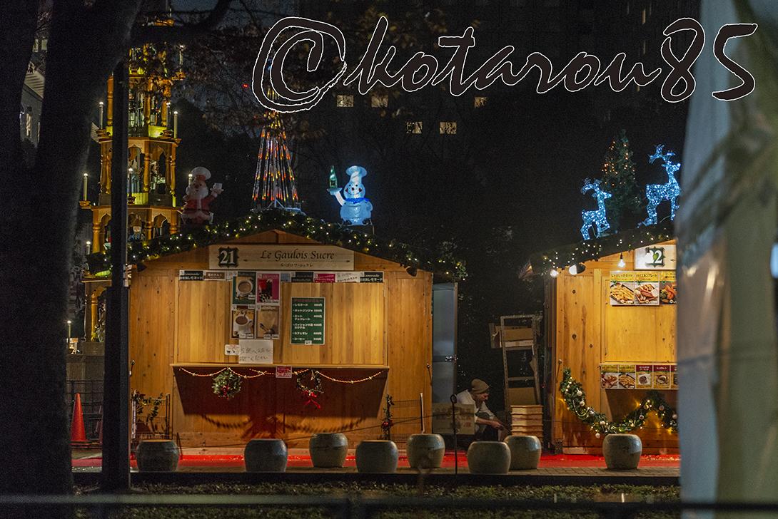 恒例のクリスマスマーケット6 20181226