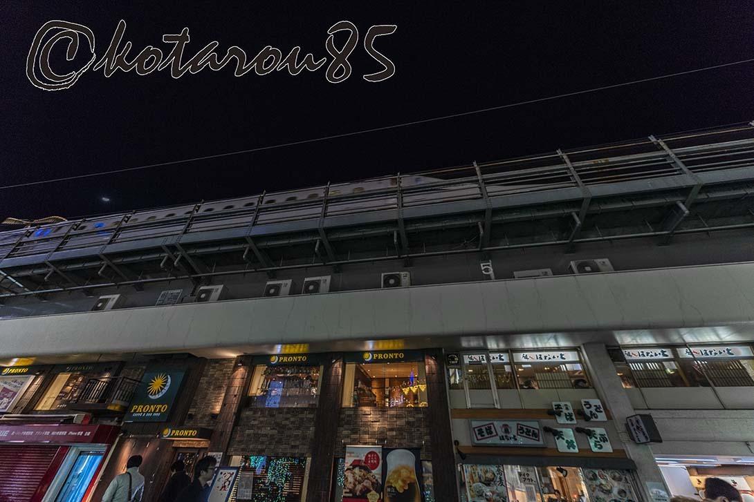 有楽町駅から東京駅へ3 20190115