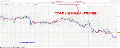 ヒロセ通商LION FX C2チャートレビュー拡大機能