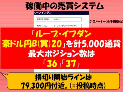 20170630ループ・イフダン検証豪ドル円ロング