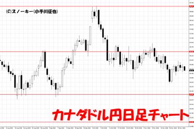 20181129カナダドル円日足チャート