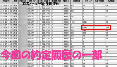 20181130ループイフダン検証約定履歴