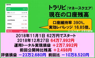 20181227トラリピ検証口座残高2