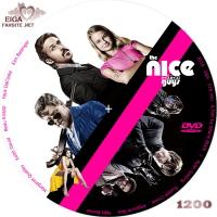 ナイスガイズ!/THE NICE GUYS (2016) - SPACEMAN'S自作BD&DVDラベル