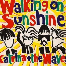 Katrina The Waves - Walking On Sunshine1