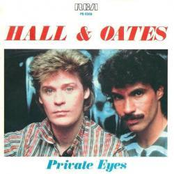 Daryl Hall John Oates - Private Eyes1