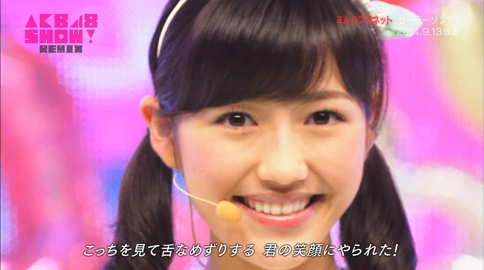 【渡辺麻友】AKB48SHOW!セーラーゾンビが超アイドルだった!エモい/キャプ&動画