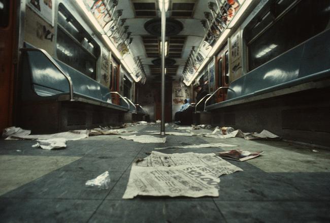 NYC SUBWAY 1981 02