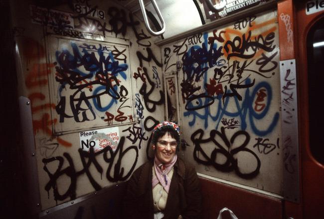 NYC SUBWAY 1981 03