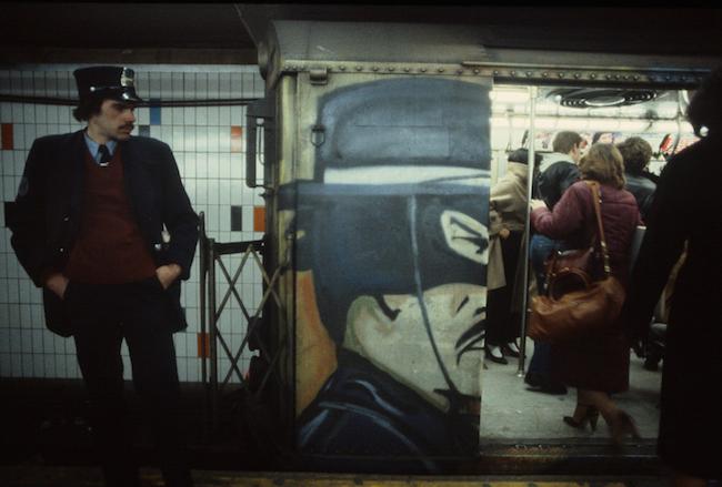 NYC SUBWAY 1981 05