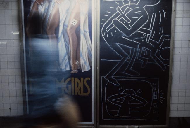 NYC SUBWAY 1981 07