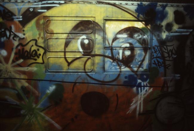 NYC SUBWAY 1981 06