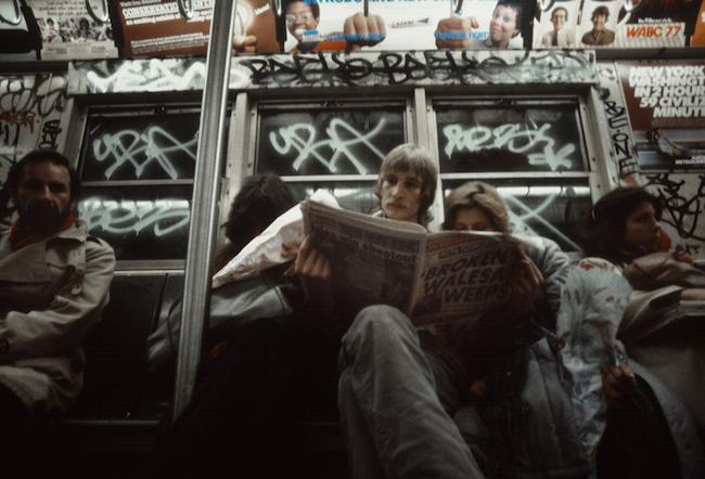 NYC SUBWAY 1981 08