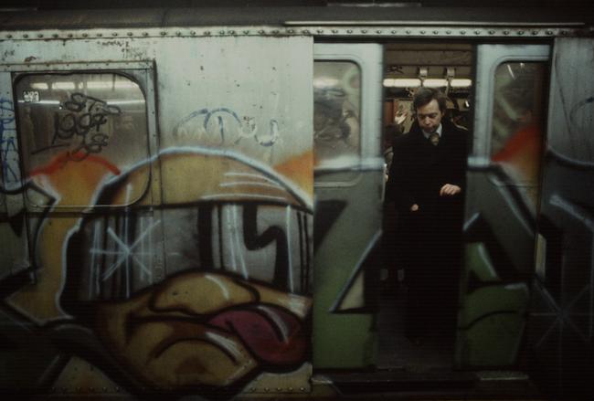 NYC SUBWAY 1981 09