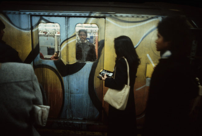 NYC SUBWAY 1981 10