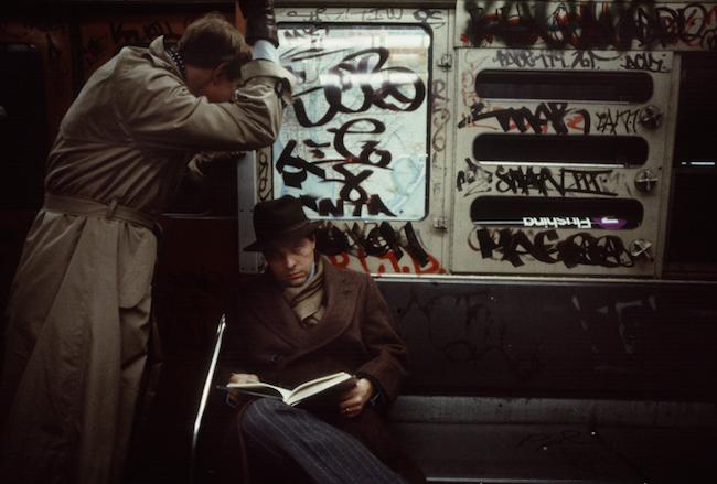 NYC SUBWAY 1981 12