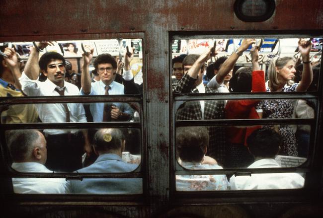 NYC SUBWAY 1981 13