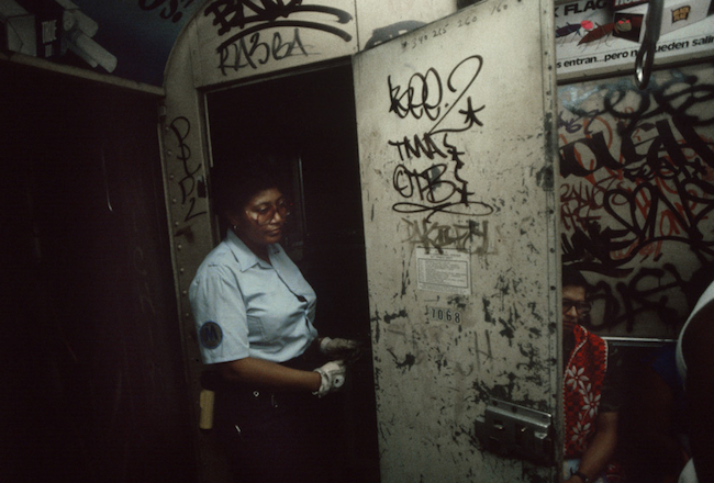 NYC SUBWAY 1981 17
