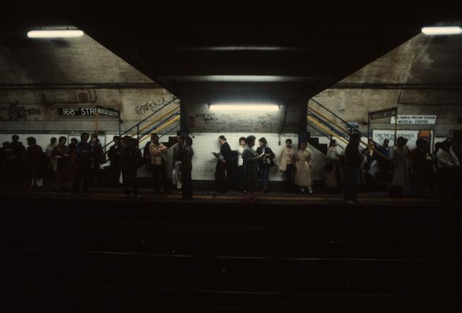 NYC SUBWAY 1981 19