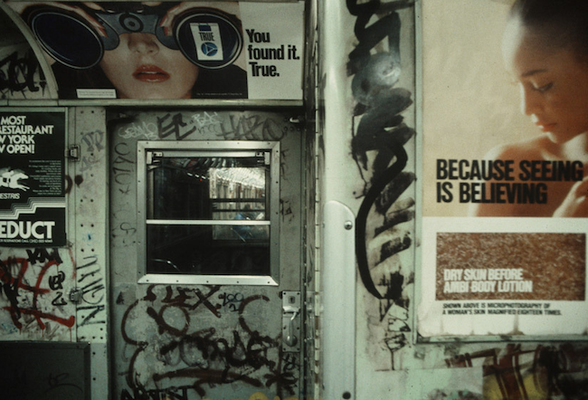 NYC SUBWAY 1981 18