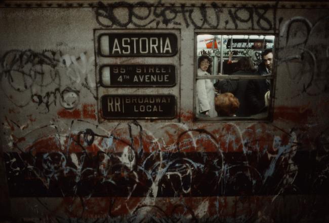 NYC SUBWAY 1981 16