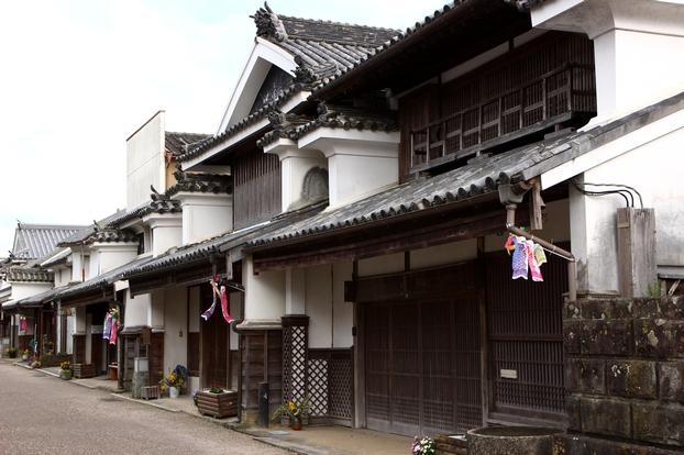 脇町の古い町並み ~徳島県美馬市~ - 茶の湯的 ・ 建築 庭園 町並み観賞録