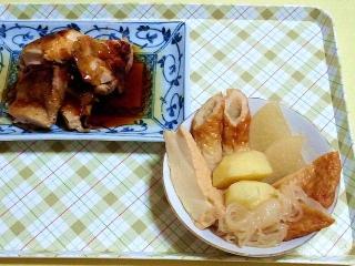 170630_4750 鶏の黒酢あんソテー・おでんVGA