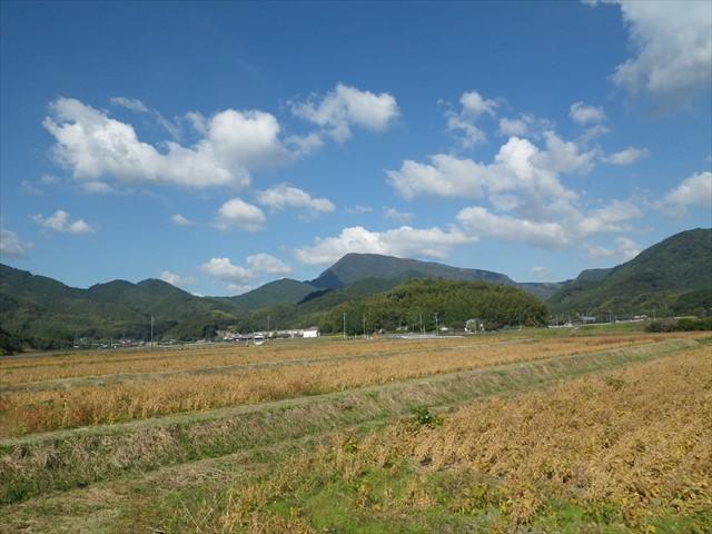 勝山の景色