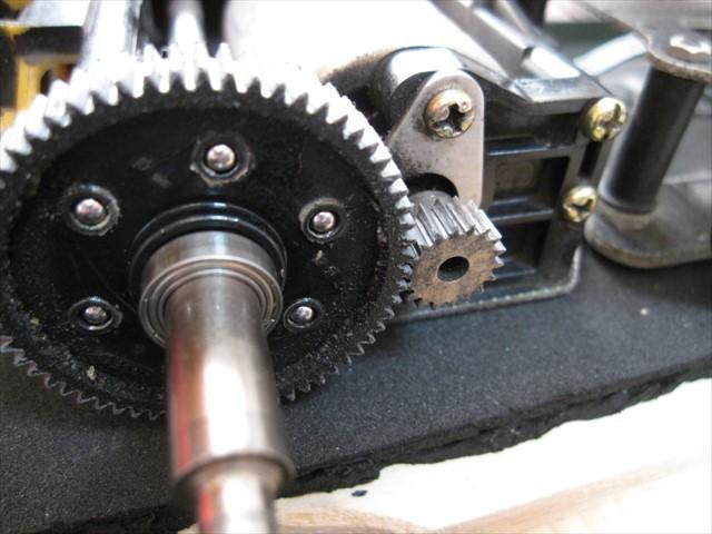RCカーのメンテナンス-3